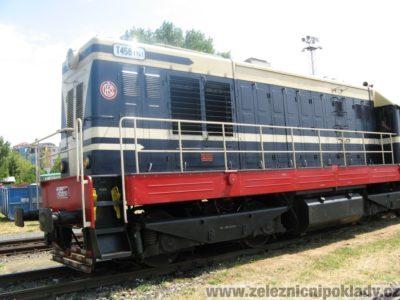 T 458.0, T 458.1, lokomotivní řada 721, Velký Hektor