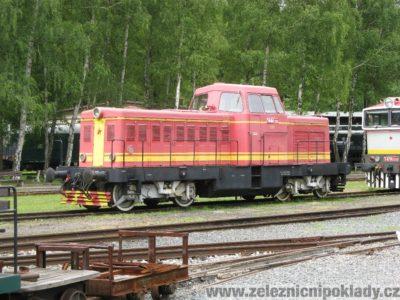 lokomotivní řada 725, T 444.0, Karkulka