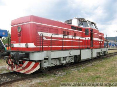 T 444.1, T444.1, řada lokomotiv 726, Karkulka