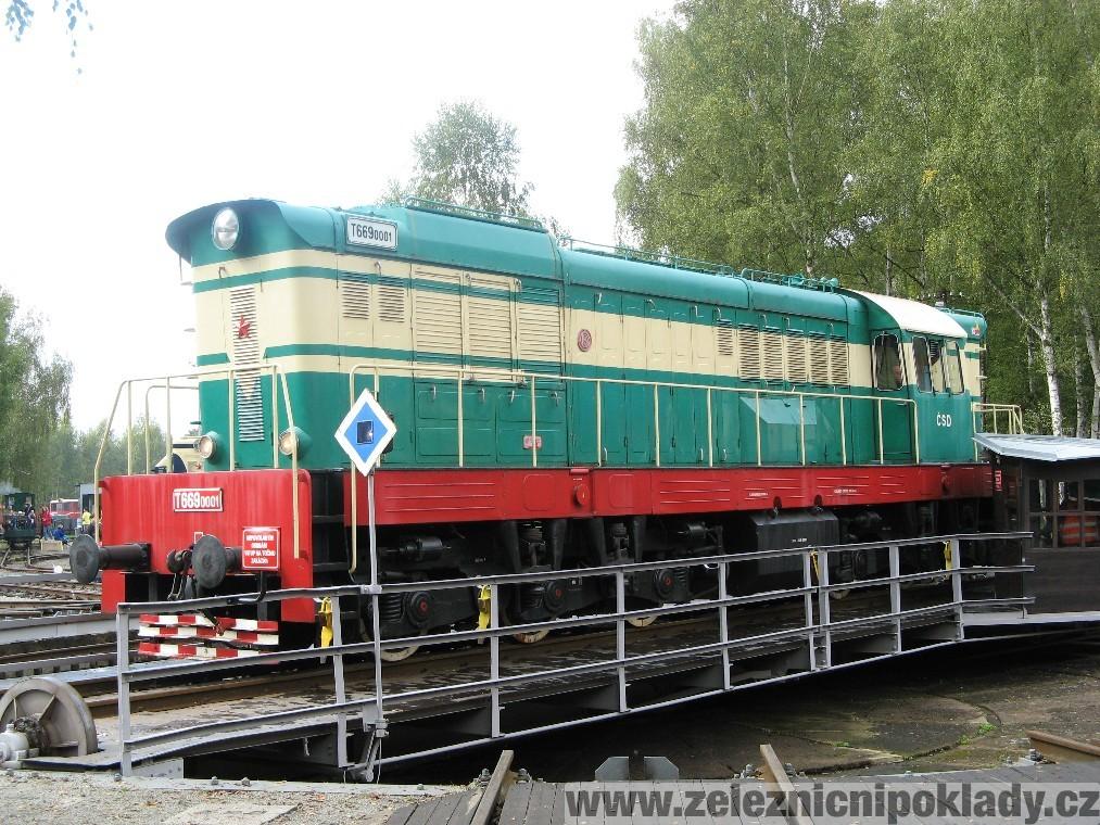 T 669.0, T669.0, T 669.1, T669.1, řada 770, řada 771, Čmelák
