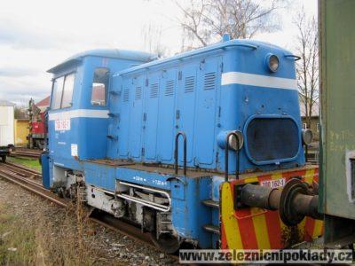 lokomotivní řada 700, T 211.0
