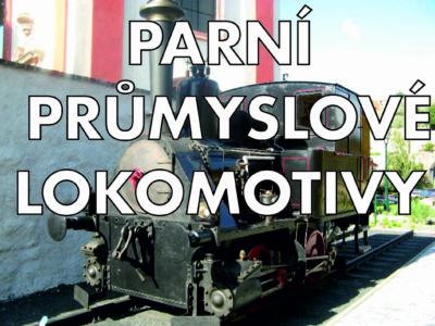 Průmyslové parní lokomotivy