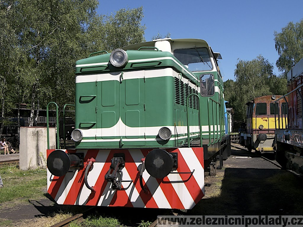 T 334.0, T334.0, řada 710, Rosnička