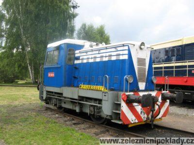 lokomotivní řada 702, T 212.0