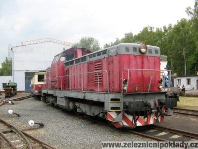 T 466.0, T466.0, lokomotivní řada 735, Pilštyk