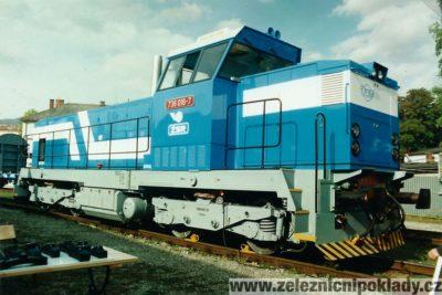 lokomotivní řada 736, Somár