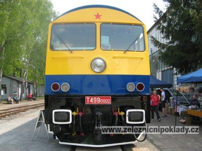 lokomotivní řada 759, T 499.0, Kyklop