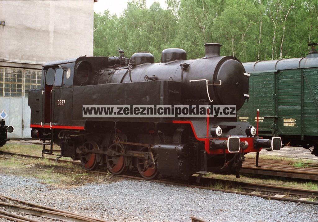 CS 400 č.3627 Lužná foto©Jaroslav Cempírek 21.5.2000