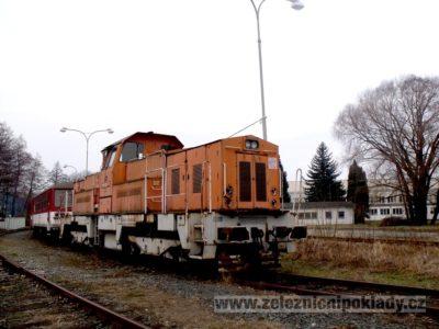 lokomotivní řada 718, 718 501-0, TA 436.0501