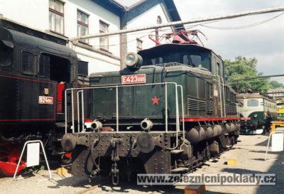 lokomotivní řada 102, E 423.0