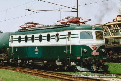 lokomotivní řada 140, E 499.0, Bobina, Bobina nulka
