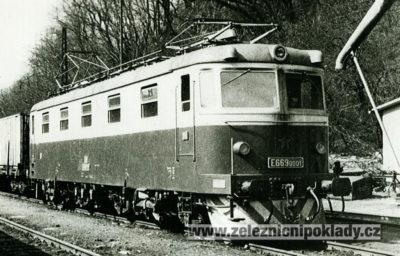 lokomotivní řada 180, E 669.0, E 699.0, E 698.0