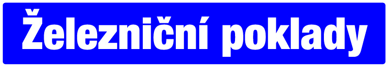Železniční poklady Logo