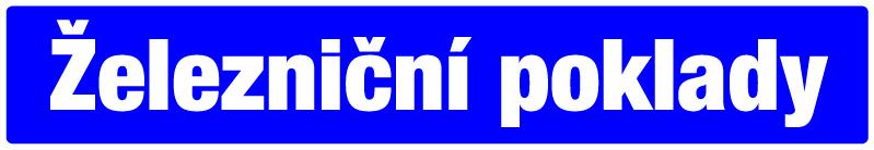 Železniční poklady Logo