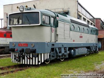 T 478.3, T478.3, lokomotivní řada 753, Brejlovec, Okuliarnik