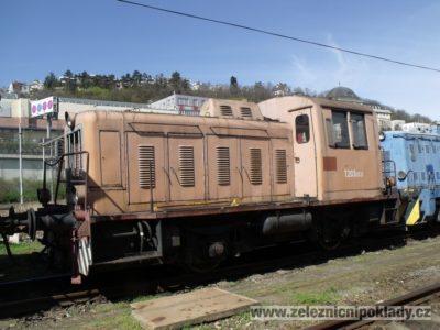 T 203.0, řada 706, Kaluga
