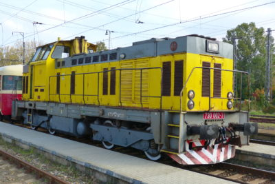 lokomotivní řada 730, T 457.0, Ponorka